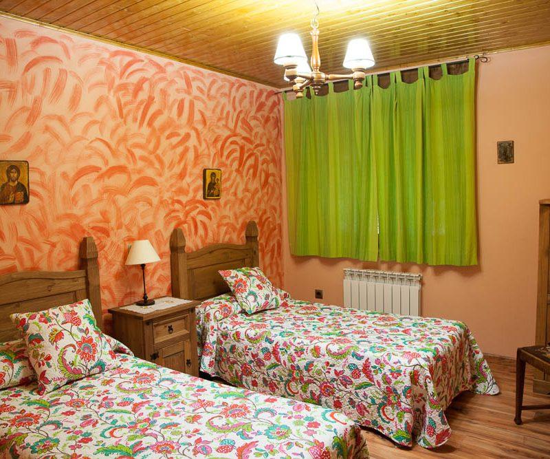 Habitaciones individuales para Peregrinos en Rabanal del Camino, Albergue del Pilar